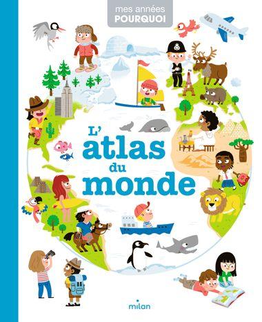 Couverture de «L'atlas du monde»