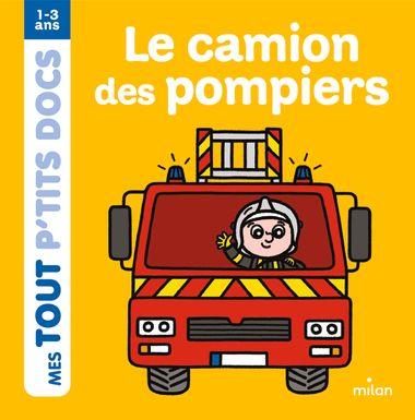 Couverture de «Le camion des pompiers»