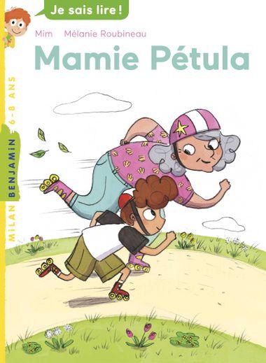 Couverture de «Mamie Pétula»