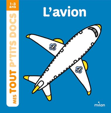 Couverture de « L'avion »