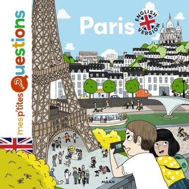 Couverture de « Paris – version anglaise »