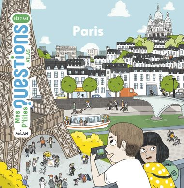 Couverture de « Paris »