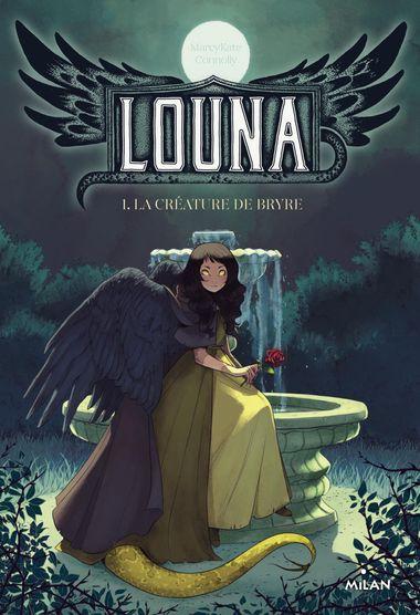 Couverture de «Louna, la créature de Bryre»