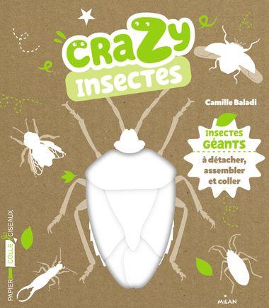 Couverture de «Crazy insectes»