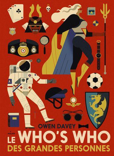 Couverture de «Le who's who des grandes personnes»
