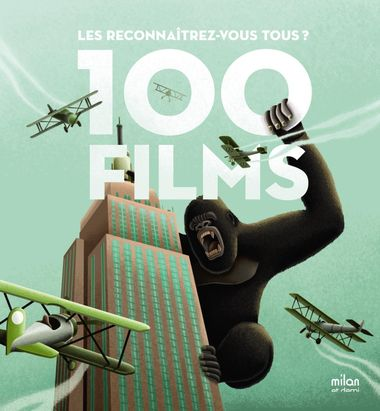 Couverture de « Cent films »