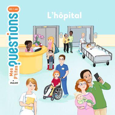 Couverture de «L'hôpital»