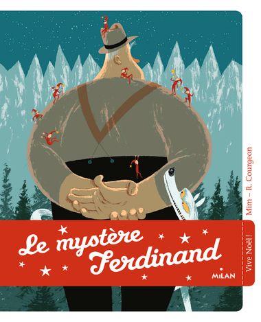 Couverture de «Le mystère Ferdinand»