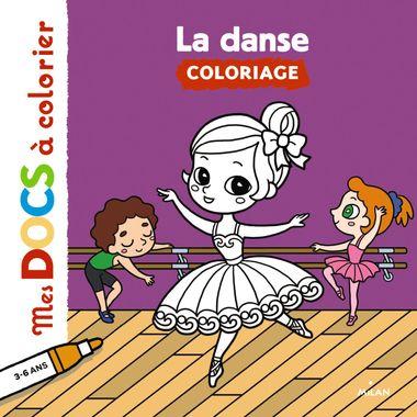 Couverture de «La danse»