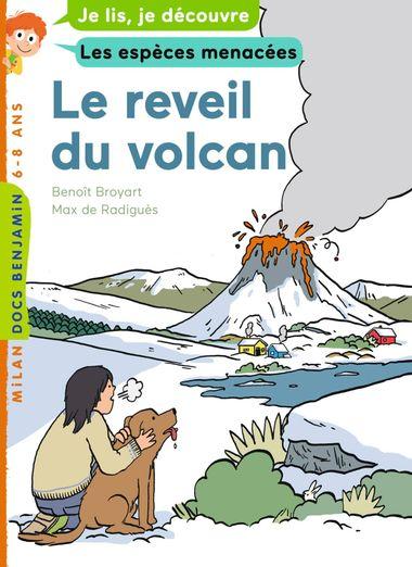 Couverture de «Le réveil du volcan»