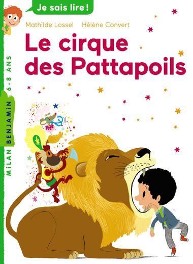 Couverture de «Le cirque des Pattapoils»