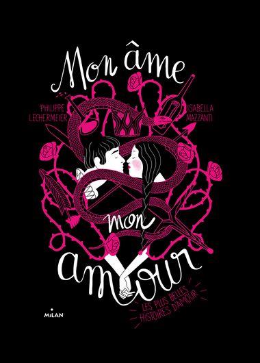 Couverture de «Mon âme, mon amour»