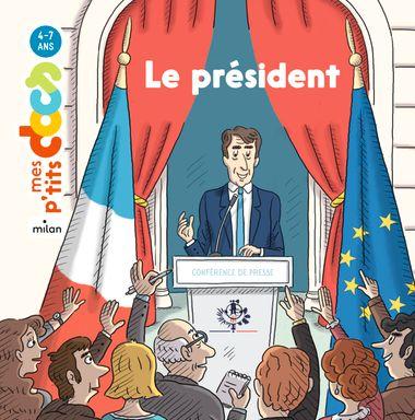 Couverture de «Le président»