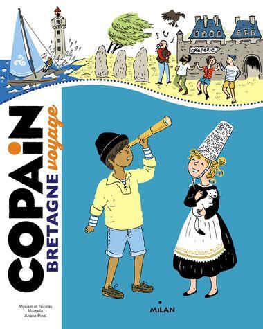 Couverture de «Copain – La Bretagne»