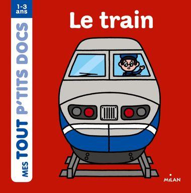Couverture de «Le train»