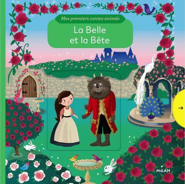 Couverture de «La Belle et la Bête»