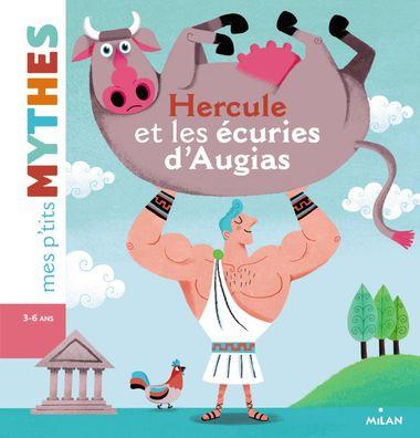 Couverture de «Hercule et les écuries d'Augias»