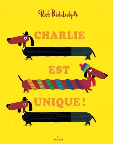 Couverture de «Charlie est unique !»