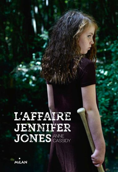 Couverture de « L'affaire Jennifer Jones »