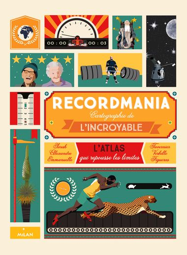 Couverture de « Recordmania »