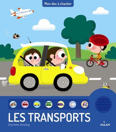 Couverture de «Les Transports»