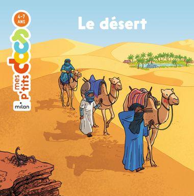 Couverture de «Le désert»