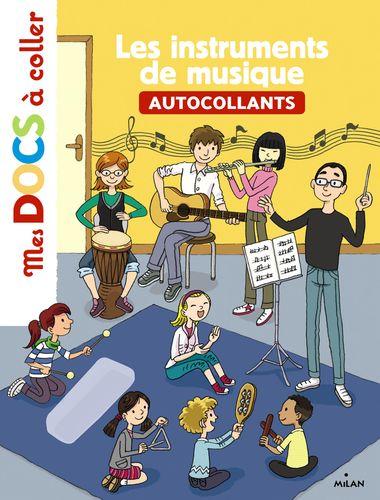 Couverture de «Les instruments de musique»