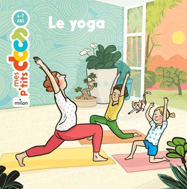 Couverture de « Le yoga »