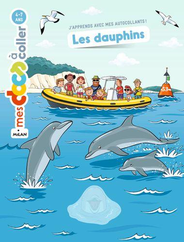 Couverture de «Les dauphins»