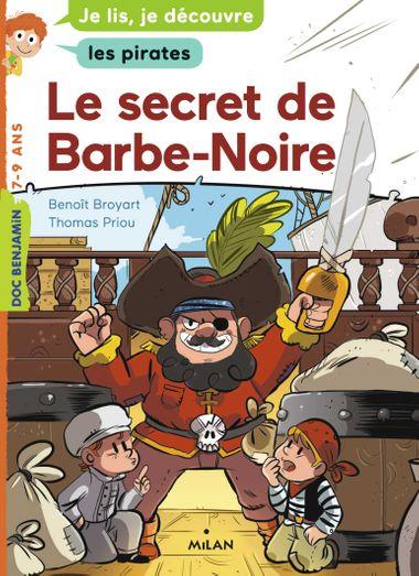 Couverture de «Le secret de Barbe-Noire»