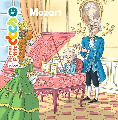 Couverture de «Mozart»