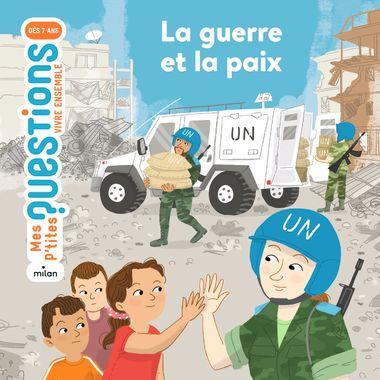 Couverture de «La guerre et la paix»