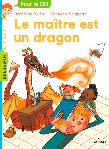 Couverture de «Le maître est un dragon»