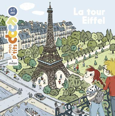 Couverture de «La tour Eiffel»
