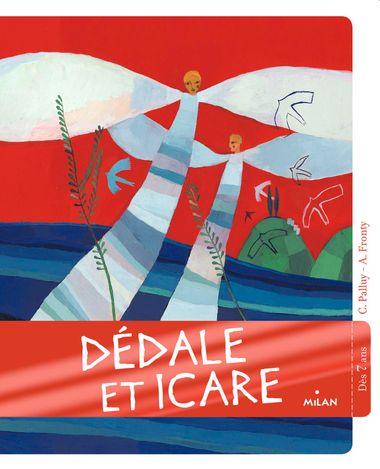 Couverture de «Dédale et Icare»
