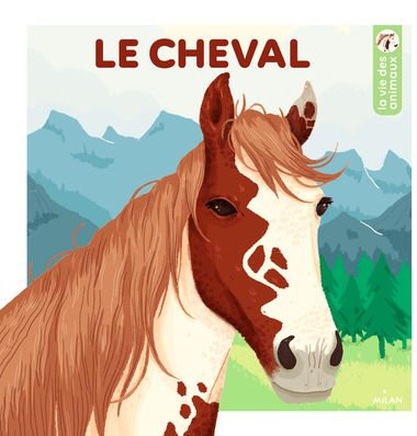 Couverture de «Le cheval»