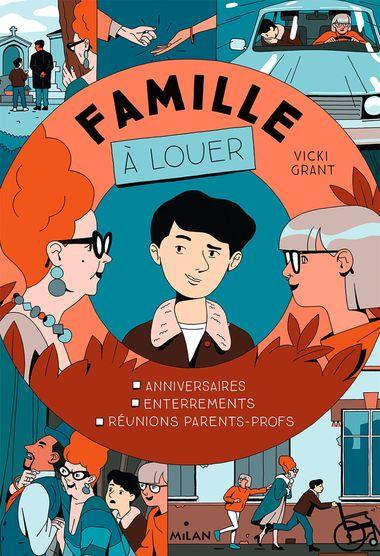 Couverture de «Famille à louer»