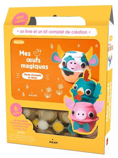 Couverture de «Mes œufs magiques»