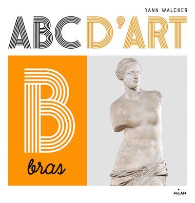 Couverture de «Abc d'art»
