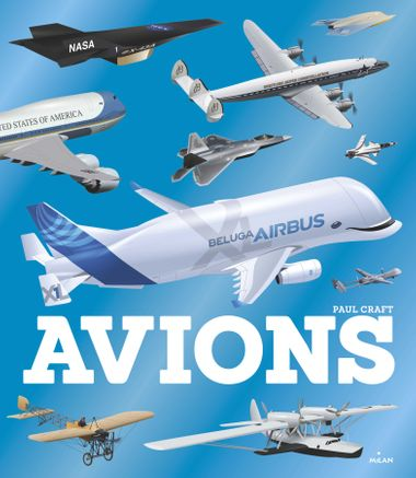 Couverture de «Avions»