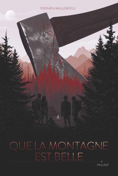 Couverture de «Que la montagne est belle»