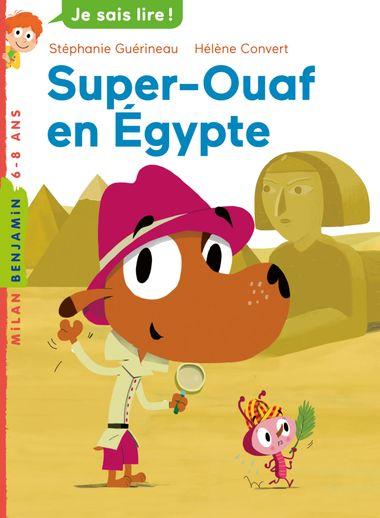 Couverture de «Super-Ouaf en Égypte»