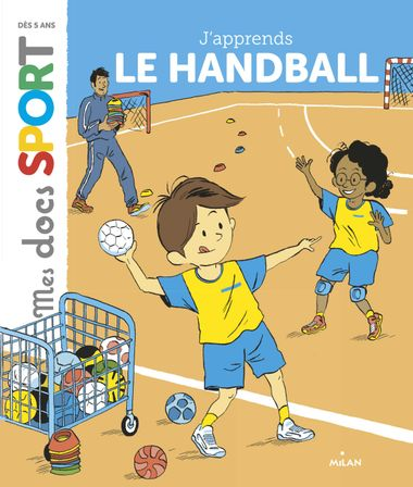 Couverture de « Le handball »