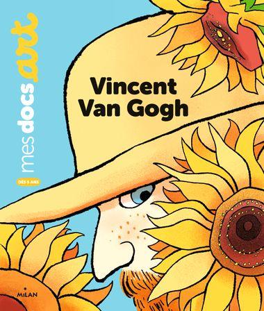 Couverture de «Vincent Van Gogh»