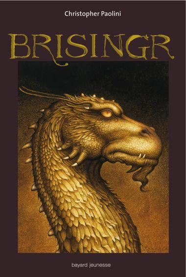 Couverture de «Brisingr»
