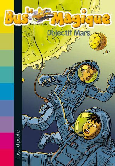 Couverture de «Objectif Mars»