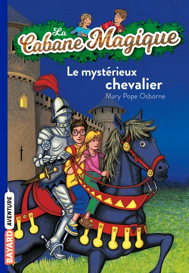 Couverture de «Le mystérieux chevalier»