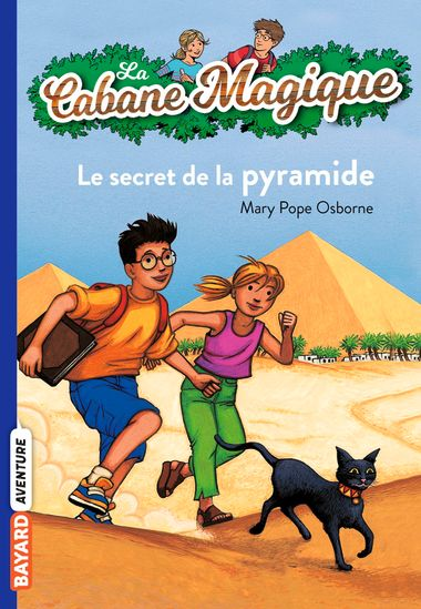 Couverture de « Le secret de la pyramide »