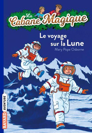 Couverture de «Le voyage sur la lune»