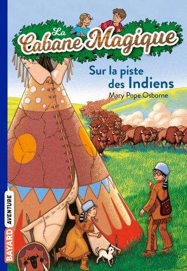 Couverture de «Sur la piste des Indiens»